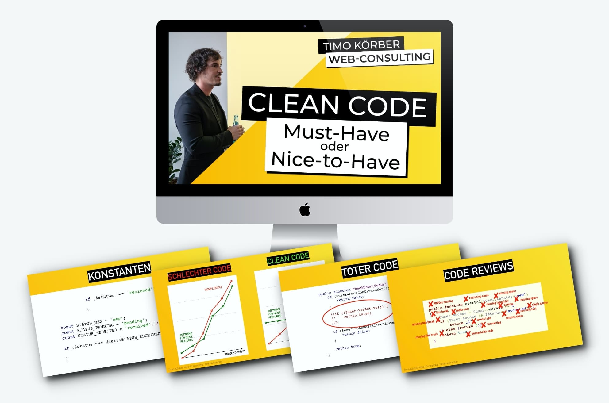 Clean Code - Must-Have oder Nice-to-Have