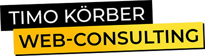 Timo Körber ·d Web-Consulting